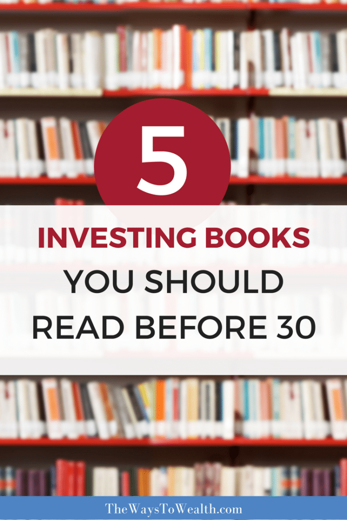 Click through to discover my favorite personal finance and investing books for young adults