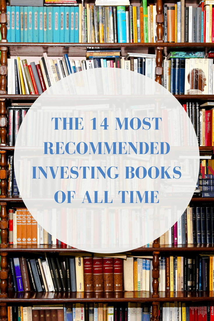 THE 14 MOST RECOMMENDED INVESTING BOOKS OF ALL TIME