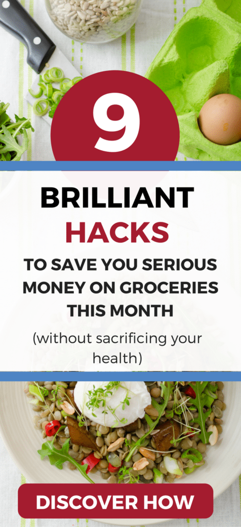Save money on groceries with these 9 hacks (no coupon cutting required)
