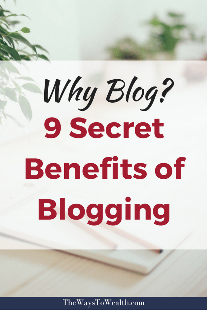 Starting a blog has been the best career choice I've made. Yet, not for the reasons most people think. Here are 9 reasons you should start a blog, that will surprise you.