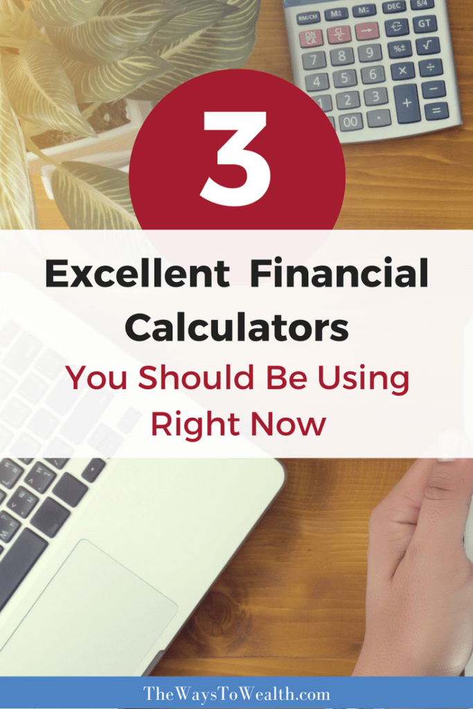 Discover how much will you need to save for retirement. Here's my 3 favorite retirement calculators, which make loads of calculations easy!