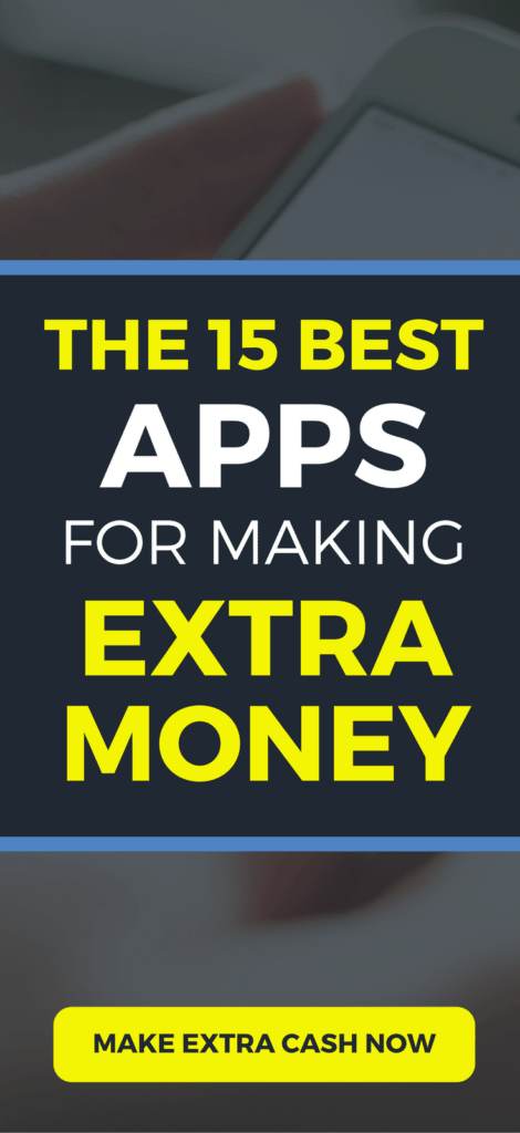 CHECK OUT these 15 legit money making apps for both iPhone and Android phones. Make money with your smartphone and put money in your pocket fast with these top make money apps.