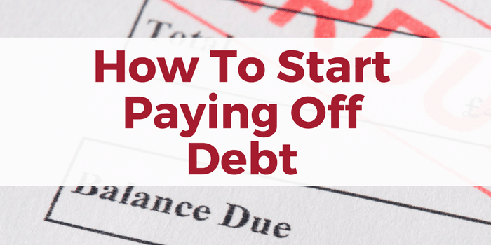 How To Start Paying Off Debt: 4 Essential Mindset Shifts